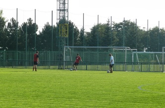 Friendly match MSM - FC Victoria Zizkov, Summer 2011