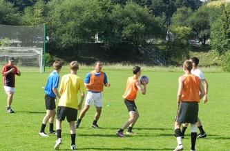 MSM Football Training, Summer 2011