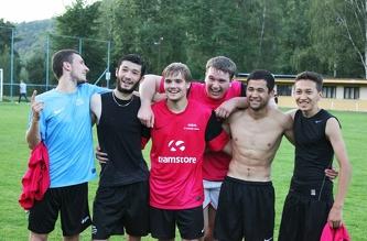 Friendly match MSM - FC Mechenice, August 2012