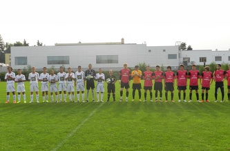 Friendly match MSM - FC Maccabi, August 2013