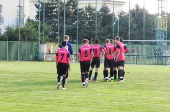 Friendly Match MSM - FC Slavia Prague, 1-st match, July 2013