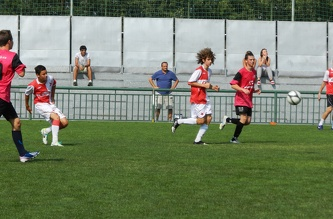 Friendly Match MSM - FC Slavia Prague, 2-nd Match, July 2013