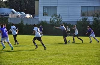 Friendly match MSM - FC Admira Prague U-17, August 2014
