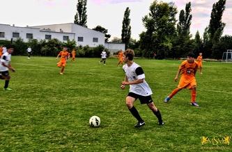 Товарищеский матч МСМ - ФК Аритма Прага, Август 2014