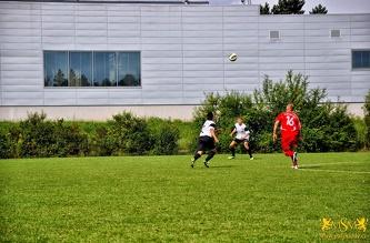 Товарищеский матч МСМ - ФК Моторлет U-19, Август 2014