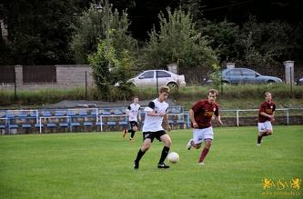 Friendly match MSM - FC Sokol A, August 2014