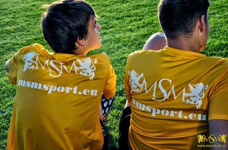 Friendly match MSM - FC Spartak Kbely A, August 2014