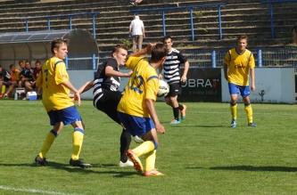 5-й тур ФК Адмира Прага U-19 - ФК Писэк U-19