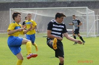3-й тур - ФК Дубравка U-19 - ФК Адмира Прага U-19