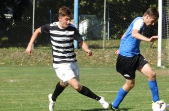 9-й тур - ФК Таборско U-19 - ФК Адмира Прага U-19