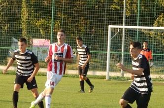 6-й тур ФК Виктория Жижков U-19 - ФК Адмира Прага U-19