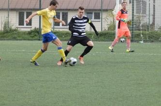 14-й тур - ФК Бенешов U-19 - ФК Адмира Прага U-19