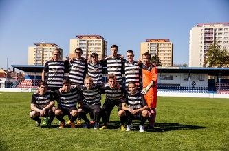 Football Season 15-16 FC Admira Prague U-19 - FC Kolin U-19
