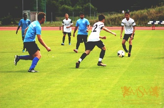 Friendly match MSM A - MSM B. July 2016