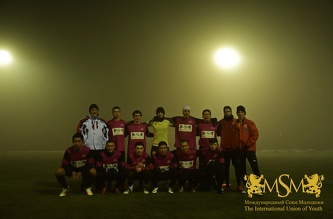 Winter football cup Satalice. MSM - Zelenec