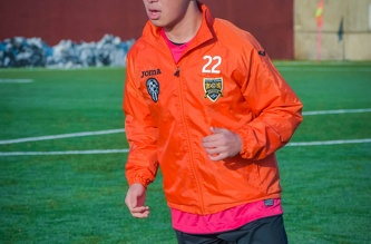 Friendly match FC Admira U-18 -- MSM