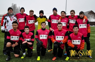 Winter football cup Satalice. MSM - Satalice B
