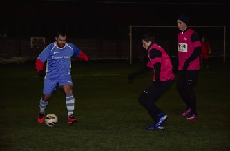 Winter football cup Satalice. MSM - FC Spoje