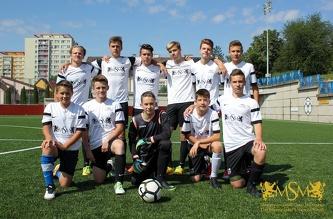 MSM Summer Football Academy. Rematch MSM - Saudi Arabia