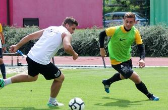 MSM Summer Football Academy. Fotball training session. July