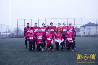Sterboholy winter tournament 2018. MSM - FC Hrusice