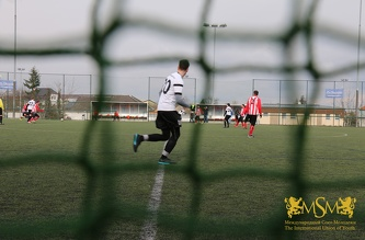 Sterboholy winter tournament 2018. MSM - FC Sterboholy