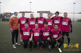 Sterboholy winter tournament 2018. MSM - FC Klanovice