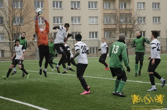 Зимний турнир Sterboholy Cup 2018. MSM - FC Viktoria Vestec