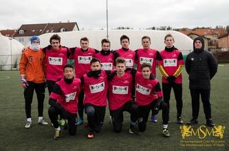 February 2018. Friendly match. FC MSM - FC Predni Kopanina