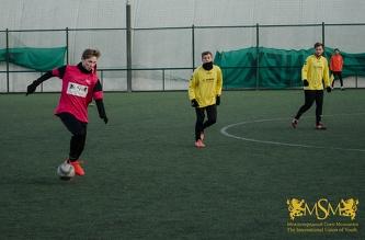 Sterboholy winter tournament 2018. MSM - FC Union Strašnice