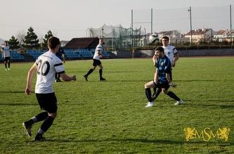 Сезон 2017/2018. 14-й тур. Sportovní Kluby Praha 4 - МSM