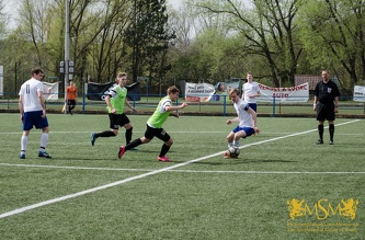 Season 2017/2018. Matchweek 15. MSM - Ambassadors FC Praha