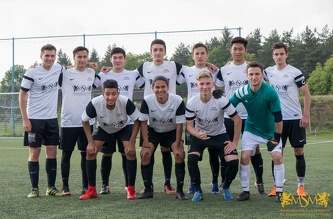Season 2017/2018. Matchweek 20. MSM - AFK Slavia Malešice B