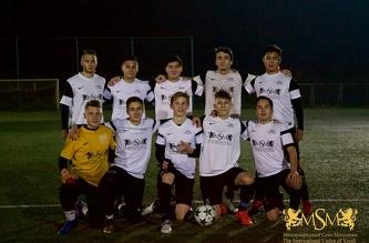 Season 2018/2019. Matchweek 11. MSM - SK Modřany B