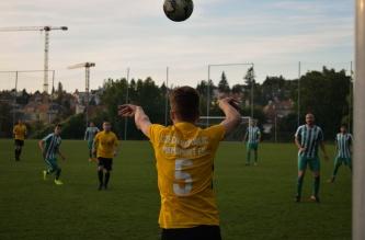 Seasson 2019/2020. Matchweek 7. Střešovice 1911-FC MSM