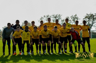Seasson 2019/2020. Matchweek 11. AVIA ČAKOVICE-FC MSM