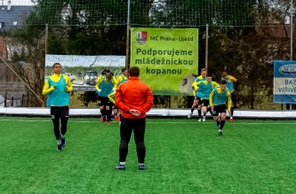 Сезон 2019 / 2020 . FC MSM - FC Bohemians 1905