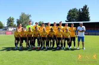 Сезон 2019 / 2020 . FC MSM - SK Rakovník