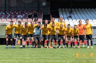 Сезон 2019 / 2020 . FC MSM Academy -  FK Viktoria Žižkov
